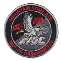389 FS F-15E Day and Night 2000 Hours Patch