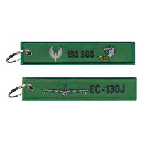 193 SOS EC-130J Key Flag