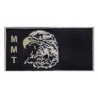 MAWTS-1 MMT Eagle Flak Metallic Patch