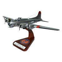851 BS B-17G Flying Fortress Custom Airplane Model