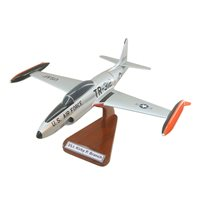 Design Your Own T-33 Shooting Star Custom Airplane Model