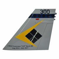VFA-146 F/A-18E/F Super Hornet Custom Airplane Tail Flash