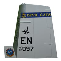 97 FTS T-6 Airplane Tail Flash
