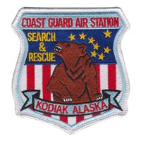 CGAS Kodiak Patch