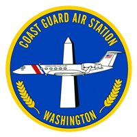 CGAS Washington Patch