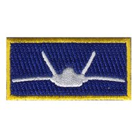 50 FTS F-22 Pencil Patch