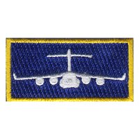 50 FTS C-17 Pencil Patch