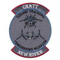 CNATT Helicopter Patch