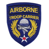 37 AS Airborne Troop Carrier Patch