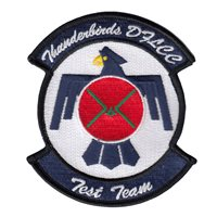 416 FLTS Thunderbirds Test Team Patch