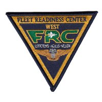 FRC West Patch