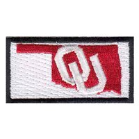 AFROTC Det 675 University of Oklahoma Pencil Patch