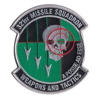 321 MS Weapons & Tactics Patch