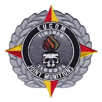 EUCOM Joint Munitions Office Patch