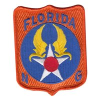 HQ Florida National Guard Heritage Patch