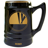 9 BS Ceramic Mugs