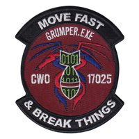 CWO 17025 Patch