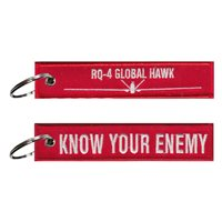 RQ-4 Global Hawk Key Flag