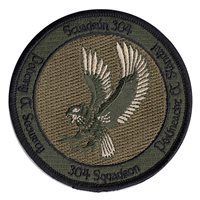 RAF 304 SQN MultiCam OCP Patch