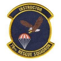 79 RQS Instructor Patch