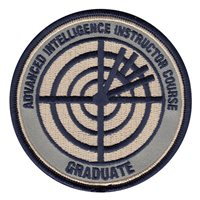 AEMPC AIIC Instructor Patch