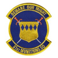 31 MUNS Patch