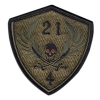 HSC-21 Det 4 Patch