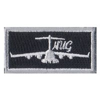 57 WPS C-17 Thug Pencil Patch