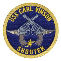 CVN-70 Shooter Patch