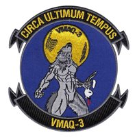VMAQ-3 Werewolf 4.5 Inch Patch