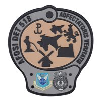 AFOSI Det 518 PVC Patch