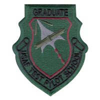 USAF TPS Graduate Subdued Patch