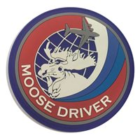 C-17 Moose Driver PVC Patch