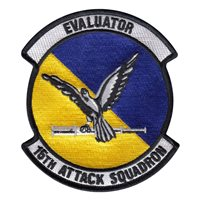 15 ATKS Evaluator Patch