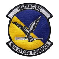 15 ATKS Instructor Patch