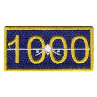 15 ATKS MQ-1 1000 Hours Pencil Patch