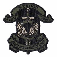 JCU B Troop OCP patch
