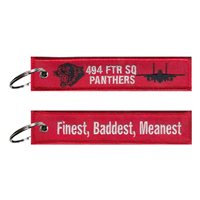 494 FS  Panthers Key Flag
