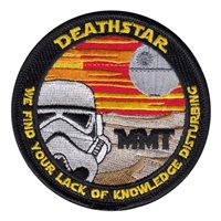 MACS-1 DET-A MMT Patch