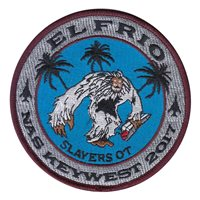 337 TES EL FRIO NAS Key West Patch