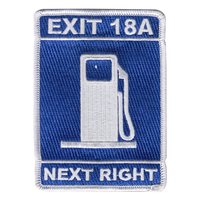 509 WPS Exit 18A Patch