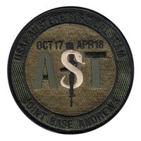 USAF Austere Surgical Team OCP Patch