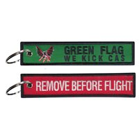 549 CTS Green Flag Key Flag