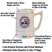 Design Your Custom Squadron Mugs