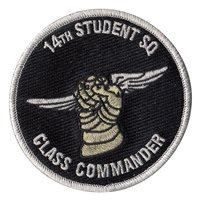 14 STUS Class Commander Patch
