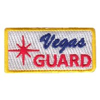 232 OS Vegas Guard Pencil Patch