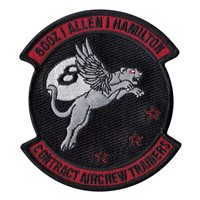 BAH Contract Aircrew Trainer Patch