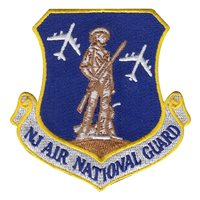 173 ARS NJ ANG KC-135 Patch