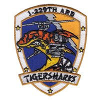1-229 ARB REGT Patch
