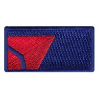 Delta Airlines Logo Pencil Patch